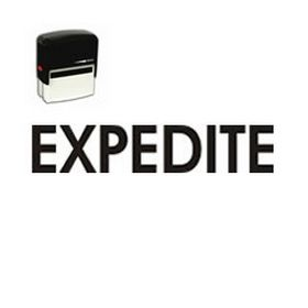 Self Inking Expedite Rubber Stamp