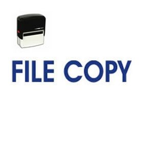 Self-Inking File Copy Stamp