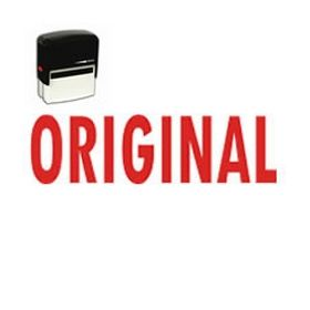 Self-Inking Original Stamp