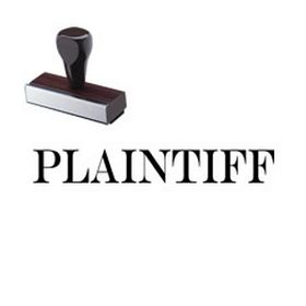 Plaintiff Rubber Stamp