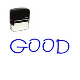 Self Inking Good Rubber Stamp