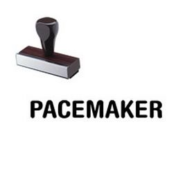 Pacemaker Rubber Stamp
