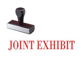 Joint Exhibit Rubber Stamp
