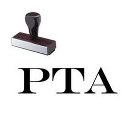 PTA Rubber Stamp
