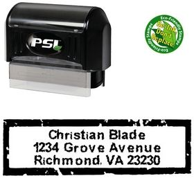 Pre-Inked Inked Creative Address Stamper