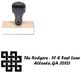 Design Forte Creative Address Stamp