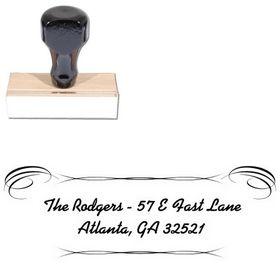 Alako Custom Address Stamp