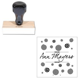 dear Joe four Custom Monogram Stamper