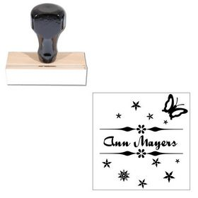 Quigley Wiggly Personalized Name Stamper