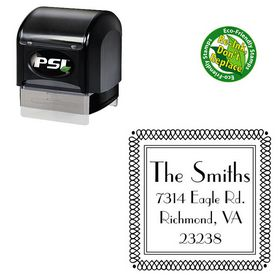 PSI Pre Ink Parisian Personal Monogram Stampers