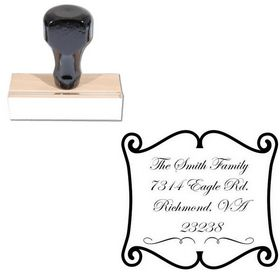 Custom Wedding Stamp Custom Wedding Stamp