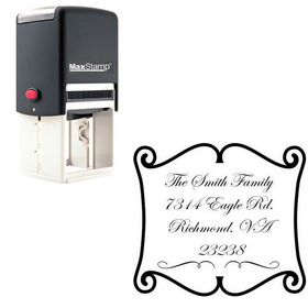 Self Inking Custom Wedding Stamp Custom Wedding Stamp