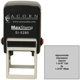 Self Inking Stamp SI-5280 Size 1-3/16 x 1-3/16