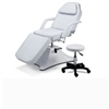 Hydraulic Facial and Massage bed with Free Height adjustable Stool