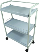 Plastic Spa Salon Cart Trolley