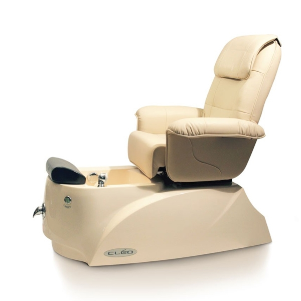 Cleo dayspa pedicure spa chair for Nail salon furniture suppliers