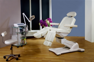 Luna Spa Facial Treatment Table / Chair / Bed (Pedicure, doctor, Medical chair)