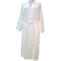 Spa waffle weave robes