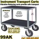 INSTRUMENT CARTS & TRUCKS 99AK