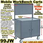 MOBILE WORKBENCH CARTS 99JW