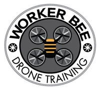 Worker Bee Drone Flight Training