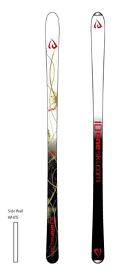 picture of the ID One USA Mogul Ski MR-CE 172 cm Signature Series