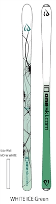 picture of the ID One USA Mogul Ski MR-D 161 cm