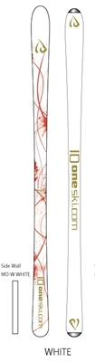 picture of the ID One USA Mogul ski MR-G 168 cm