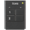 KNX RF radio hand-held transmitter 2-gang