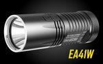 Nitecore EA41W 1020 Lumens Neutral White LED Flashlight - Uses 4xAA
