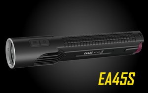 Nitecore Explorer EA45S LED Flashlight 1000 lumens