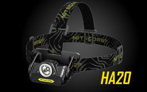 Nitecore HA20 CREE XP-G2 LED Headlamp
