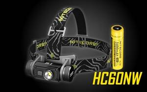 Nitecore HC60 NW 1000 Lumens LED Headlamp
