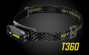 Nitecore T360 LED Headlamp