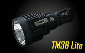 NITECORE TM38 Lite Tiny Monster 1531 Yards Rechargeable Searchlight