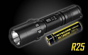 NiteCore R25 800 Lumen LED Flashlight