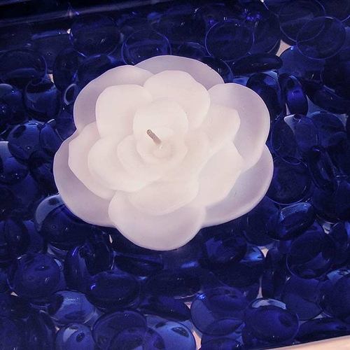 Gardenia Floating Candle