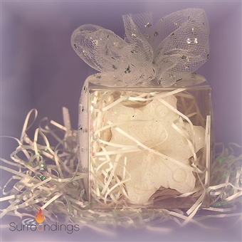 Mini holiday Floating Candles