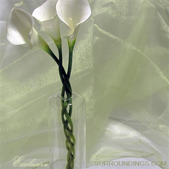 Calla Braid Centerpiece kit