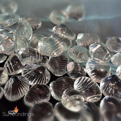 Glass Seashells