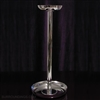 Two Tier Silver Mirror Riser