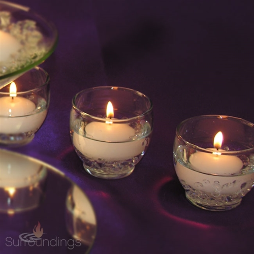 Roly poly votive cup