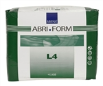 Abena Abri Form L4 X-Plus Adult Diapers
