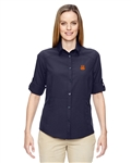 Ladies' Excursion Concourse Performance Shirt with Roll-Up Sleeves
