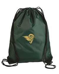 Grayson Cinch Sack with Embroidered Logo
