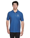Devon & Jones Men's Pima Piqué Polo
