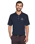 Devon & Jones Men's Pima-Tech Jet Piqué Polo
