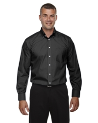 Devon & Jones Solid Broadcloth Shirt