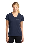 Sport-Tek Ladies Ultimate Performance V-Neck