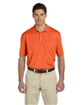 Harriton Men's Double Mesh Polo